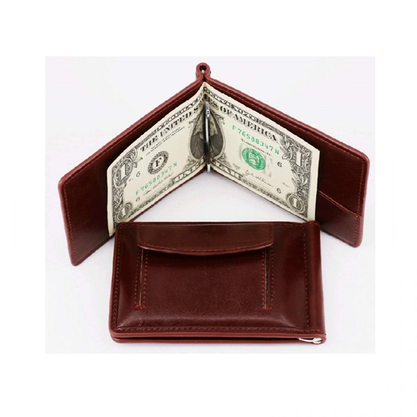 leather money clip wallet manufacturers in alabama