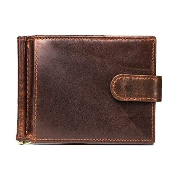 leather money clip wallet manufacturers in florida