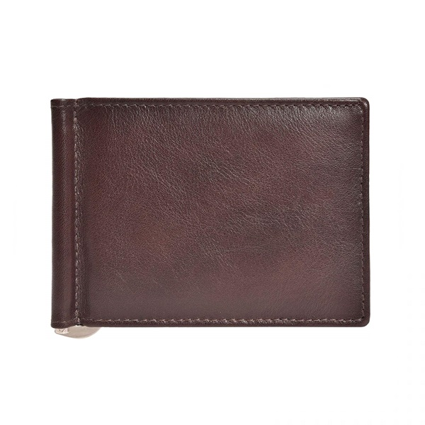 leather money clip wallet manufacturers in idaho