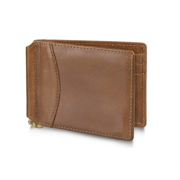leather money clip wallet manufacturers in palermo